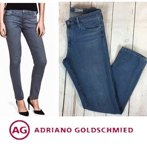 AG The Prima Mid Rise Skinny Jean Size 28R
